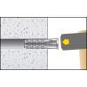 Kołek do betonu komórkowego GB